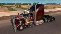 Halloween Paint Jobs for American Truck Simulator
