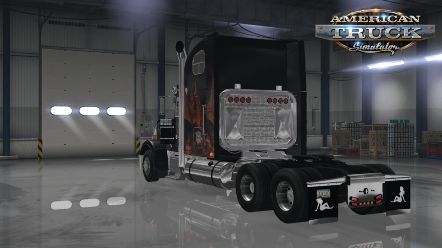 Freightliner Classic XL v2.1 for Ats