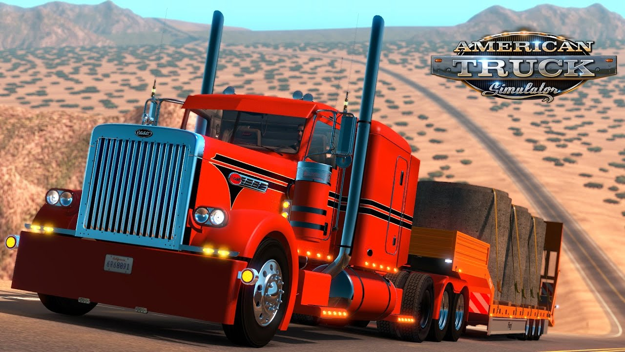 American Truck Simulator: The Roller Coaster