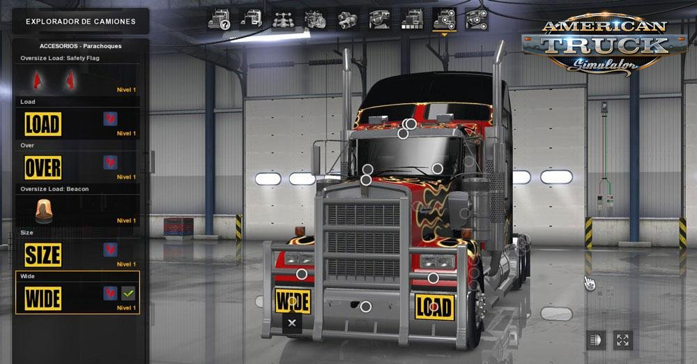 Accessories HR1 v1.4 for Ats