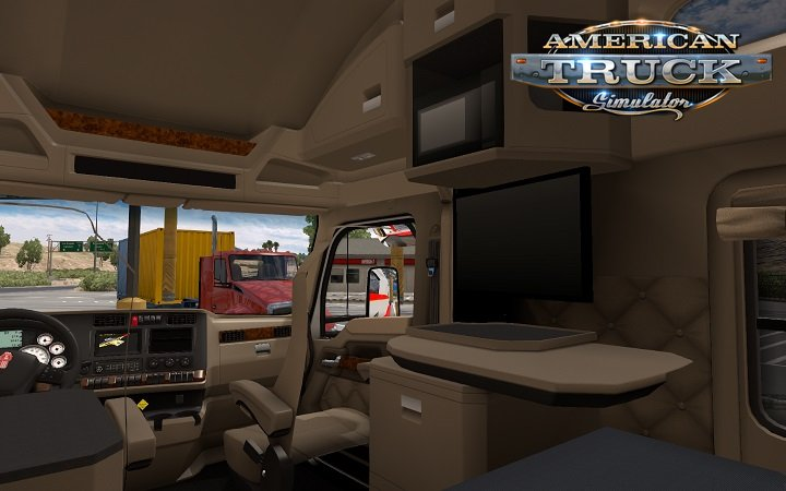 Walk about camera for ATS v1.3
