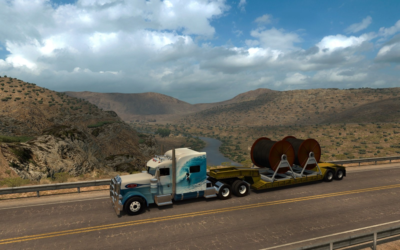 ATS World Rescale Open Beta