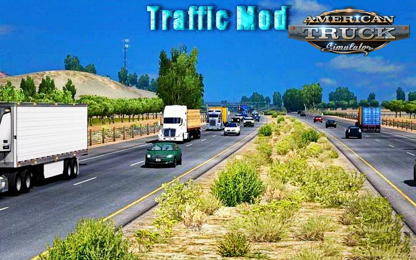 Traffic Mod v1.0 by Piva (v1.5.x)