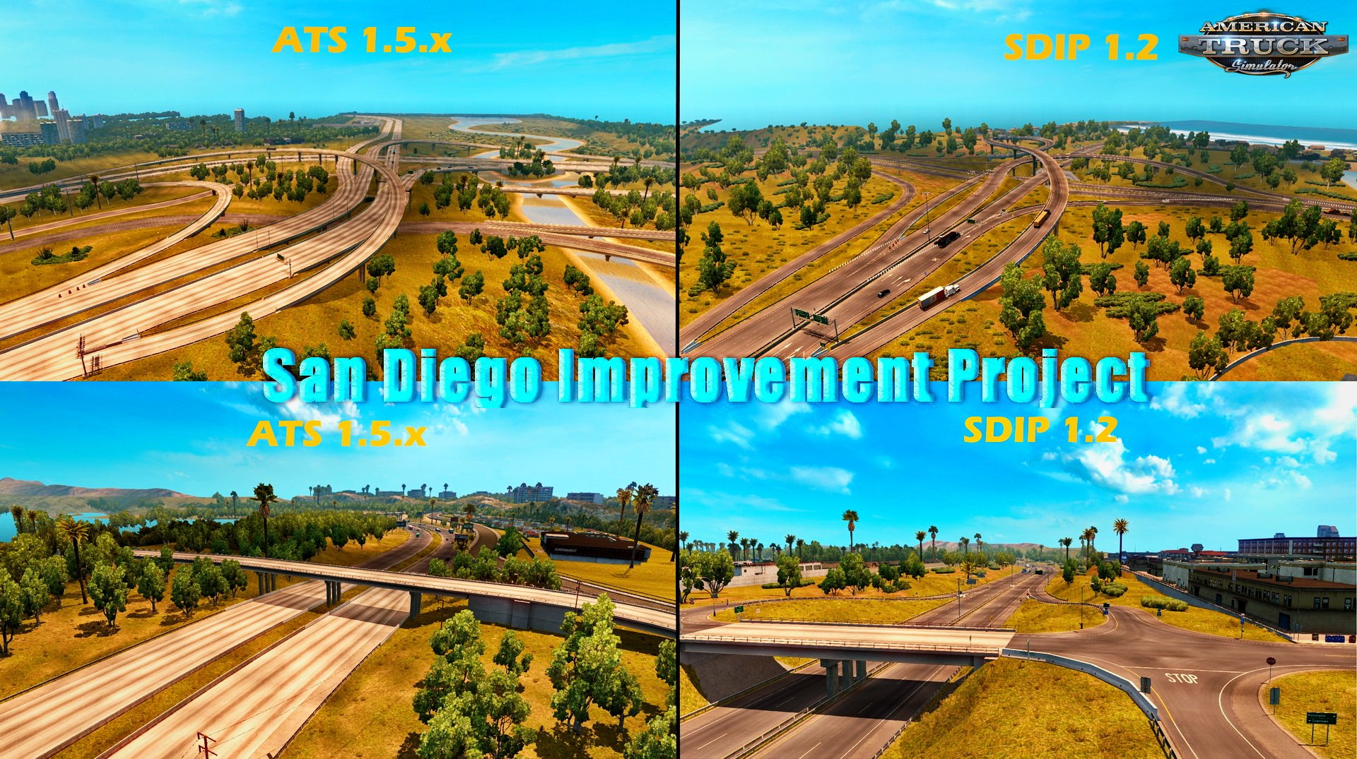 San Diego Improvement Project v1.3 (1.5.x)
