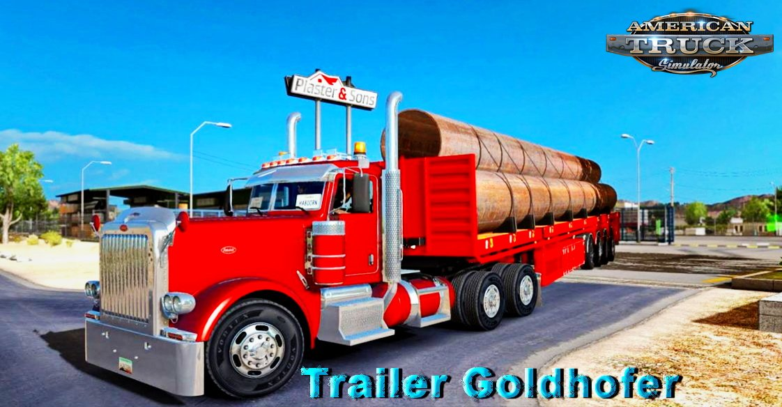 Trailer Goldhofer v1.0 (v1.5.x)