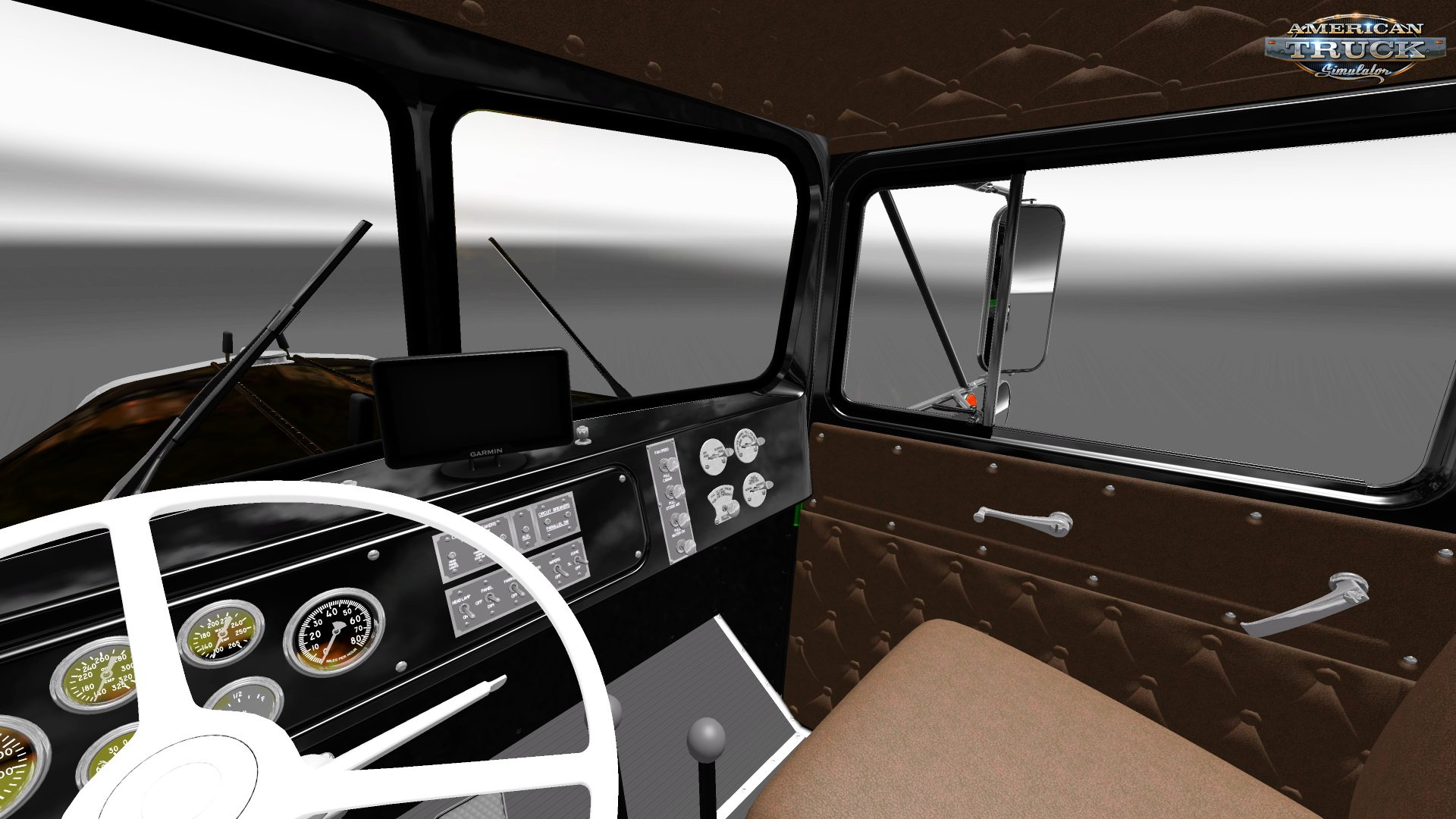 Kenworth 521 + Interior v1.1 (v1.5.x)
