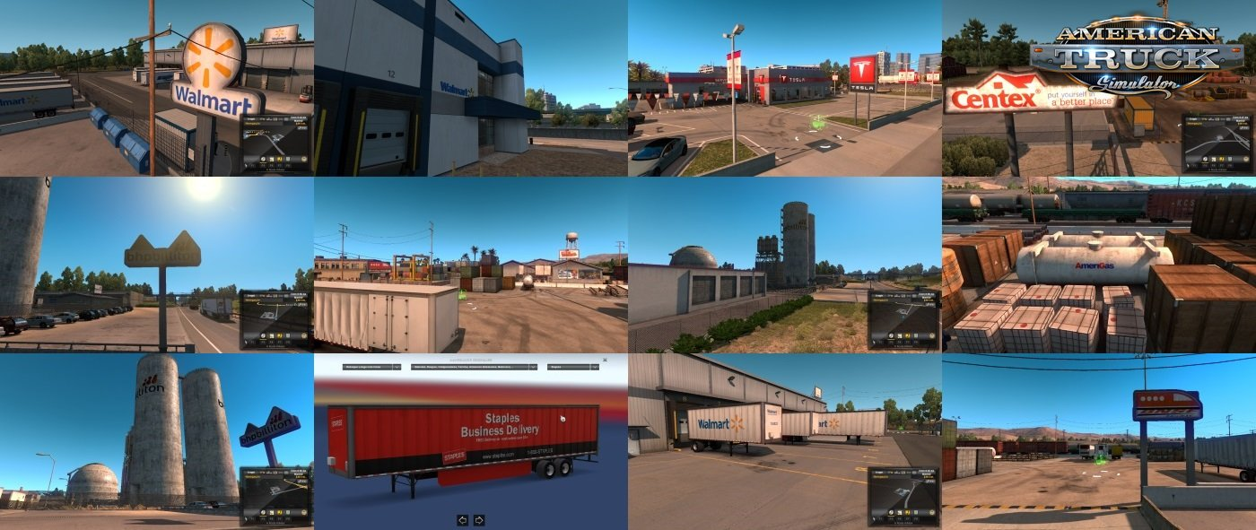Real Company Mod v2.0 for Ats