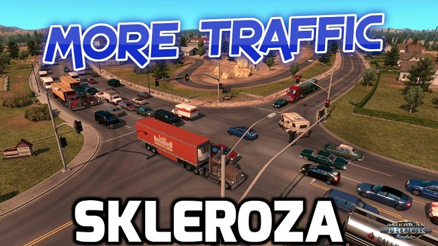 More AI traffic v1.2 by skleroza (v1.5.x)