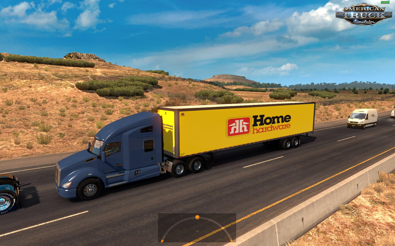 Home Hardware Long Box Trailer Skin v1.0 (v1.6.x)