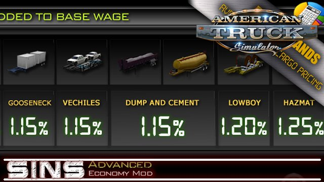 SINS Advanced Economy v1.0.3 (v1.6.x)