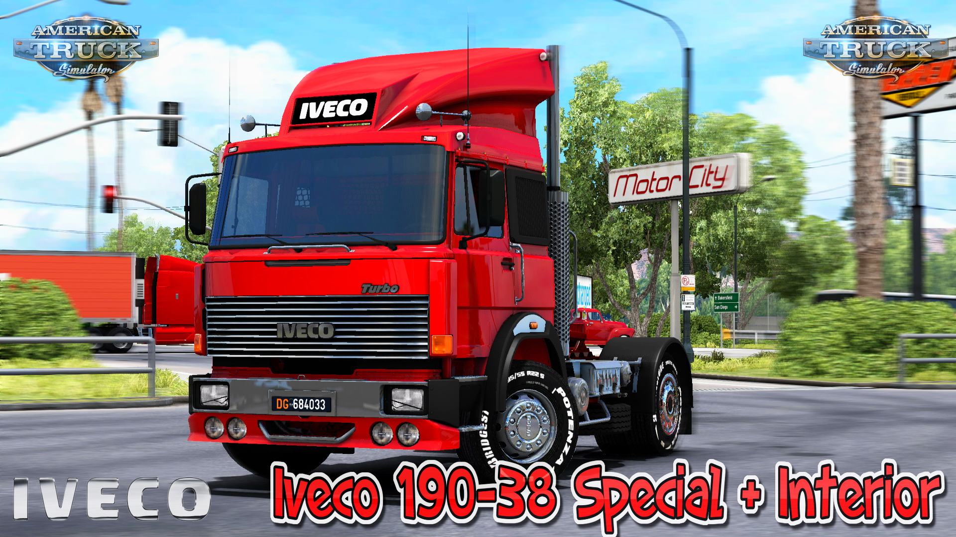 Iveco 190-38 Special + Interior v1.0 (v1.35.x) for ATS