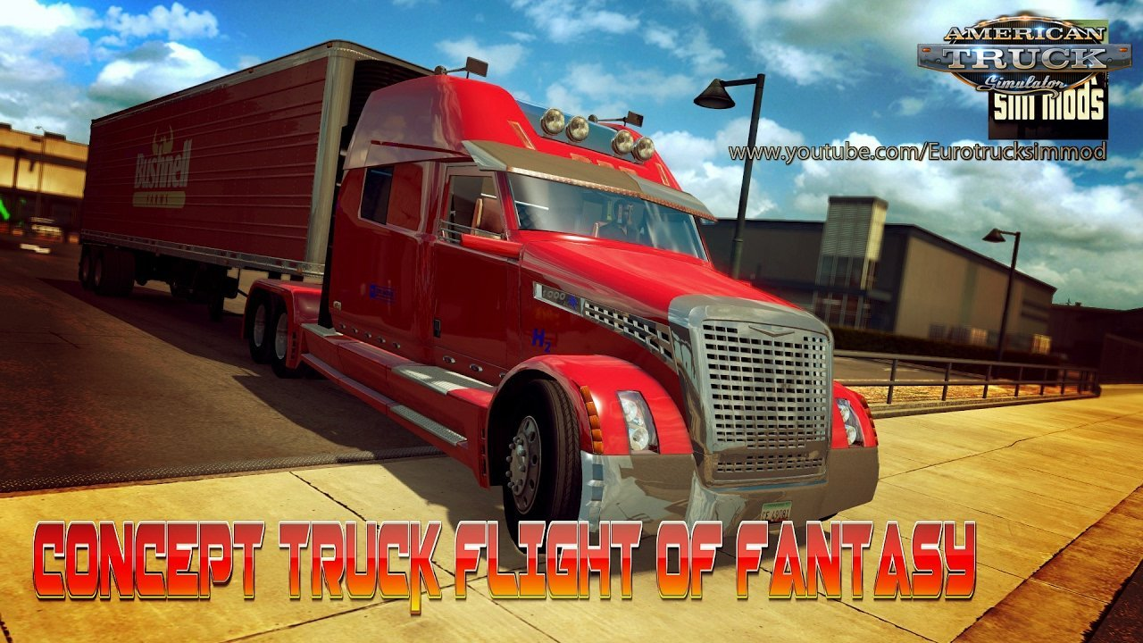 Concept truck Flight of Fantasy v3.0 (v1.6.x)