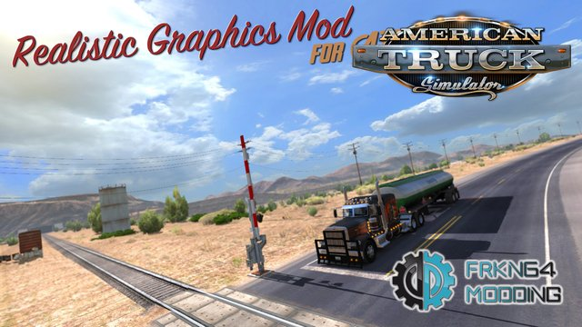 Realistic Graphics Mod v1.7 + Alternative HDR for Realistic Graphics Mod v1.7 (v1.6.x)