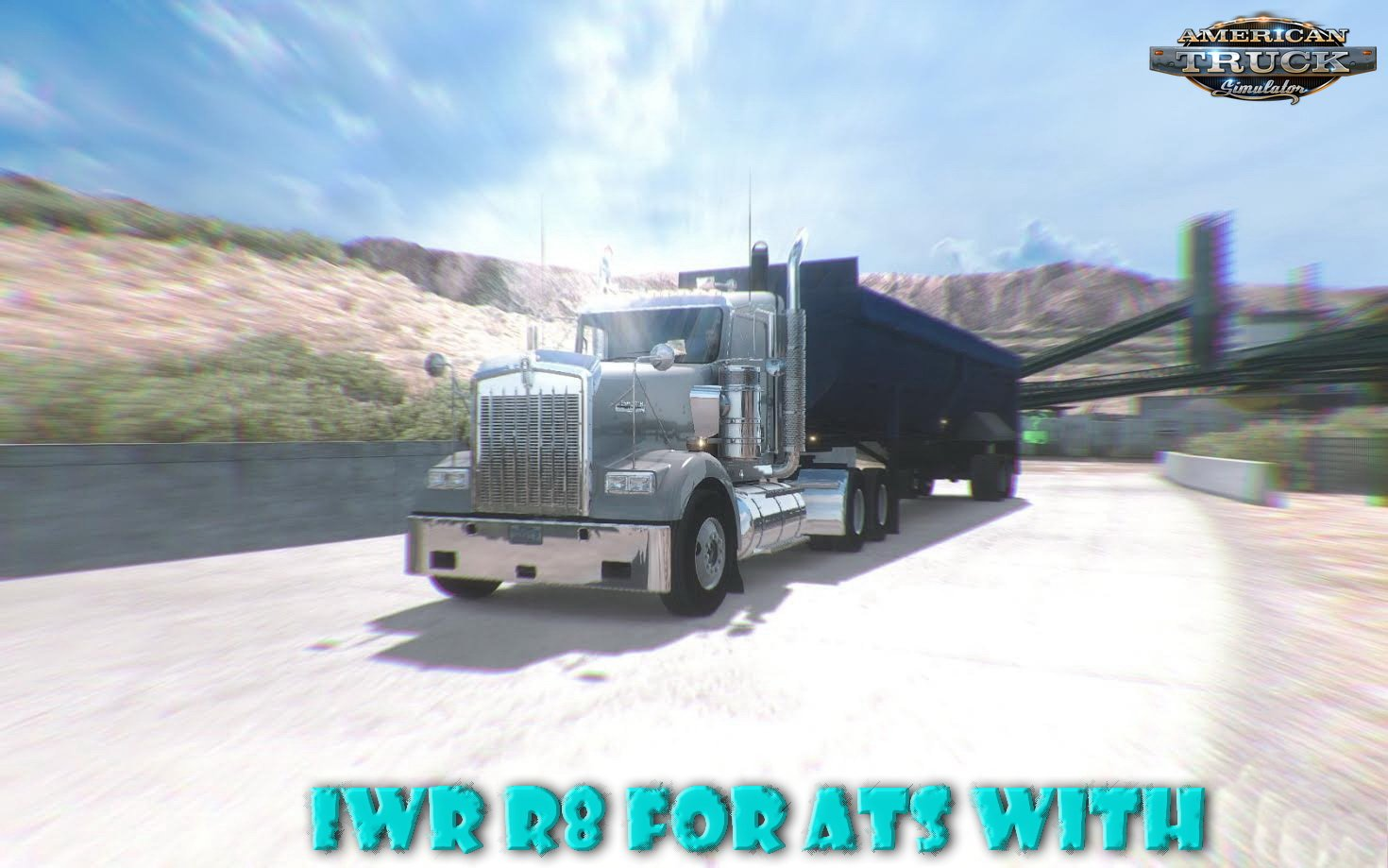 IWR r8 for ATS with ReShade v1.0 (v1.6.x) for ATS