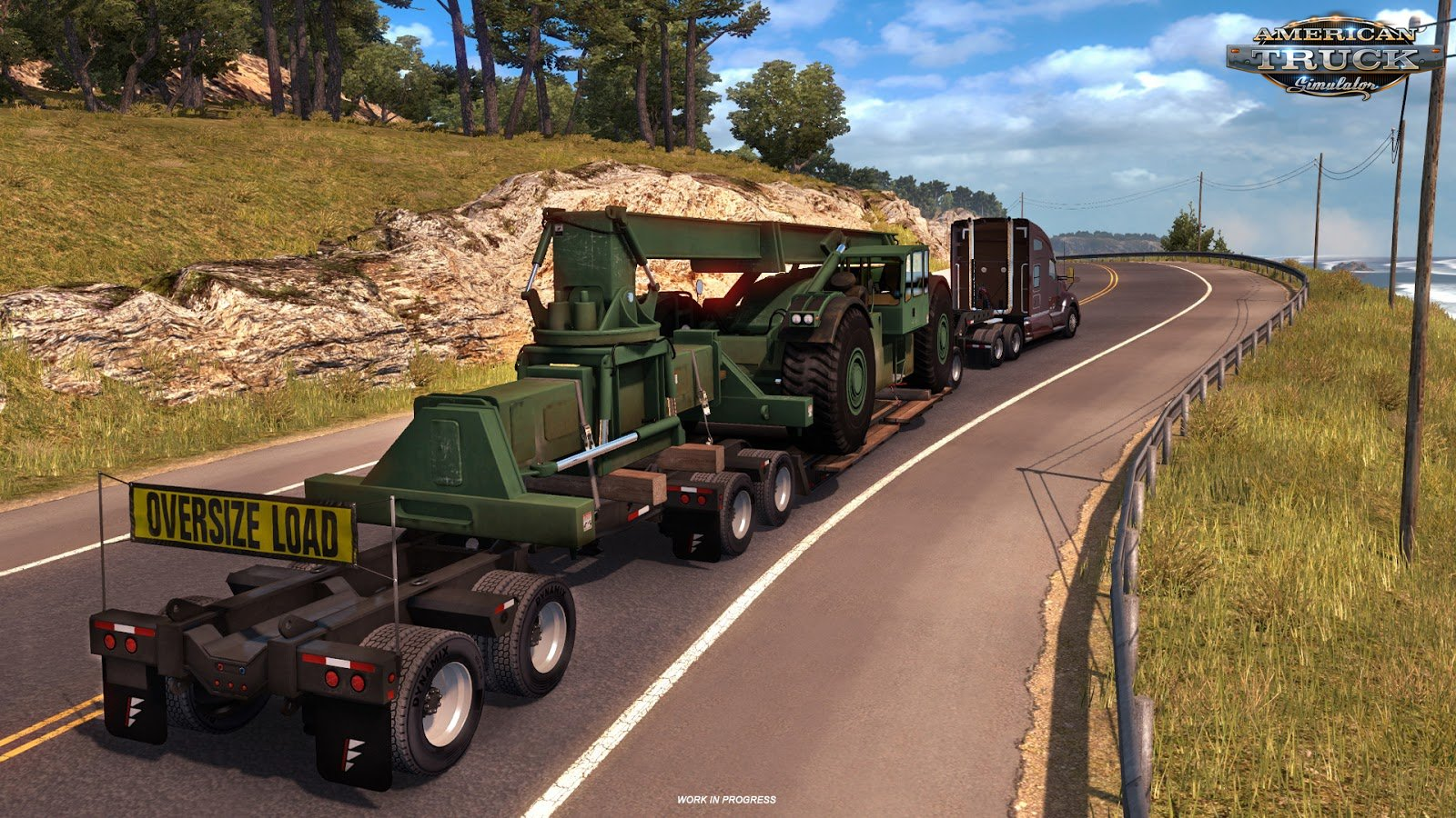 big trailers in america ats mods american truck. Black Bedroom Furniture Sets. Home Design Ideas