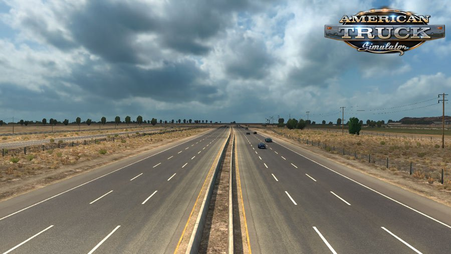 Realistic Environment v2.2 for Ats by Grimes