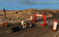 Secret locations in next update for American Truck Simulator