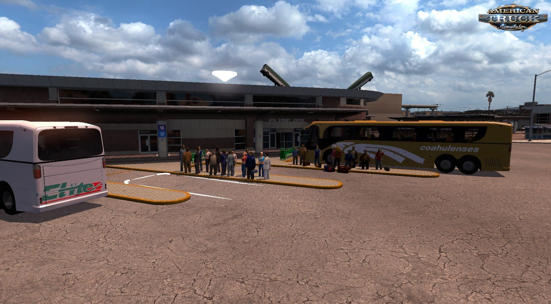Viva Mexico Map 2.2 (Sonora) + Bus Terminals (v1.6.x)