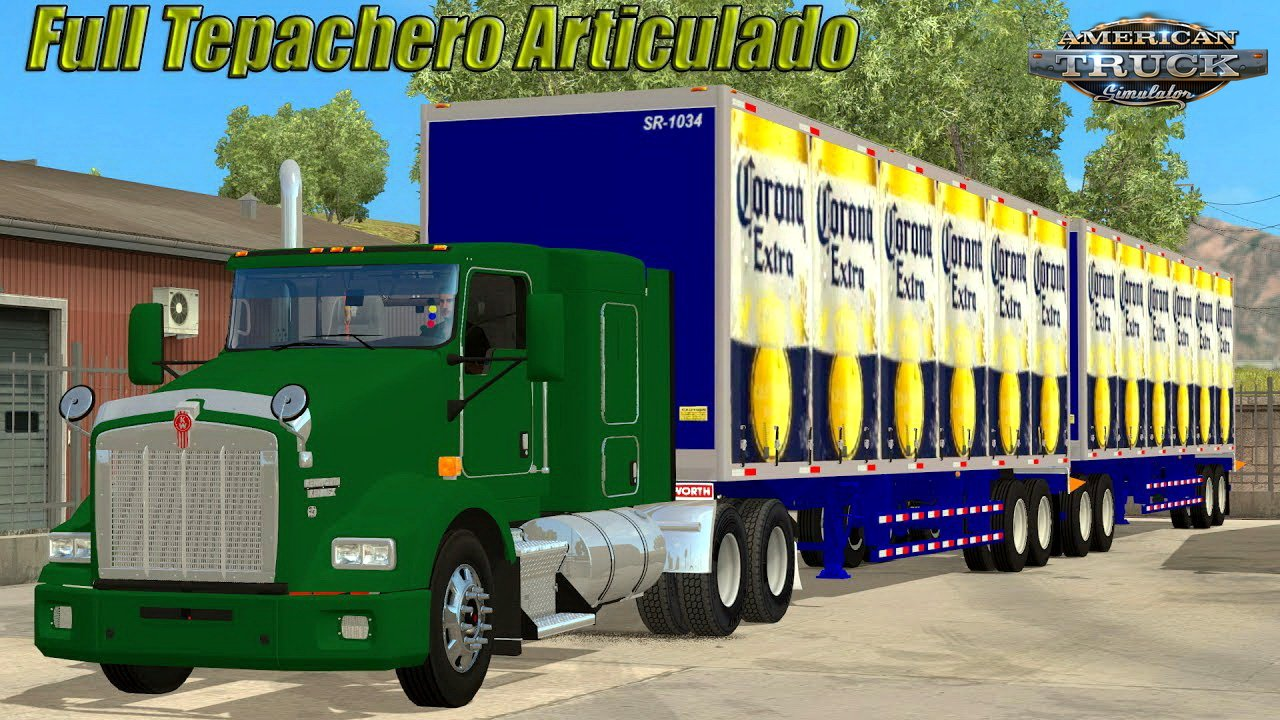 Double Trailer Tepachero v1.0 (v1.6.x)