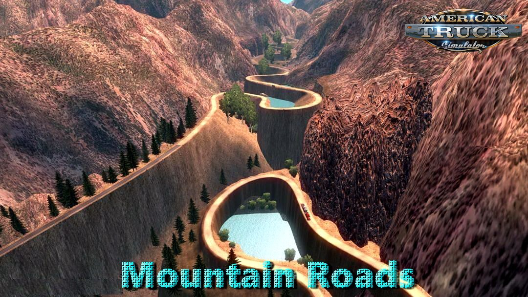 Mountain Roads Map Part 3 (v1.30.x)
