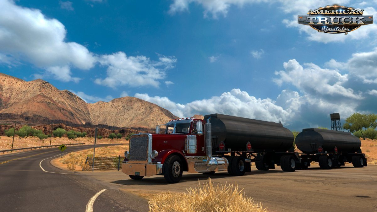 Peterbilt 389 4×2 Plus Extras for Ats