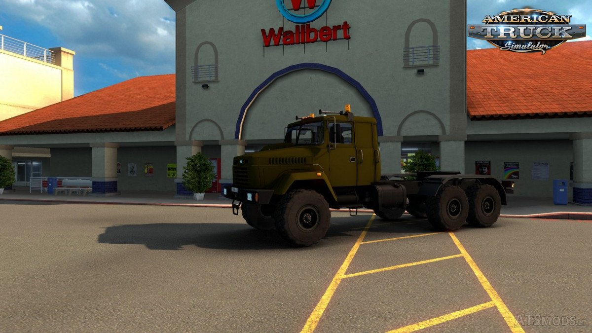 Kraz 260 – 6446 / 64431 for Ats