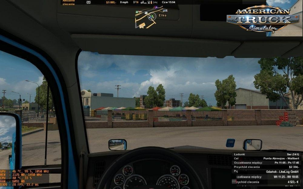New Route Advisor v1.4 for ATS