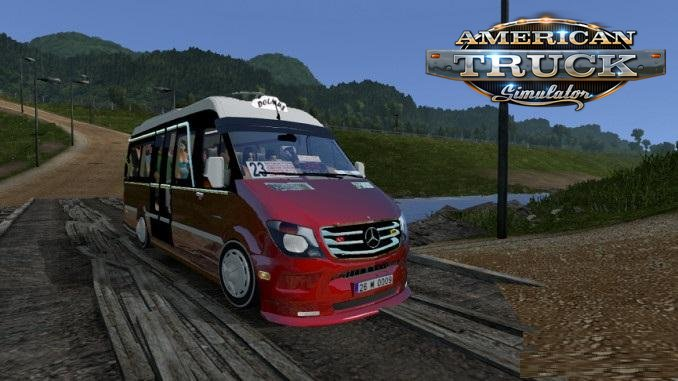 Mercedes Benz Sprinter [1.28 - 1.29]