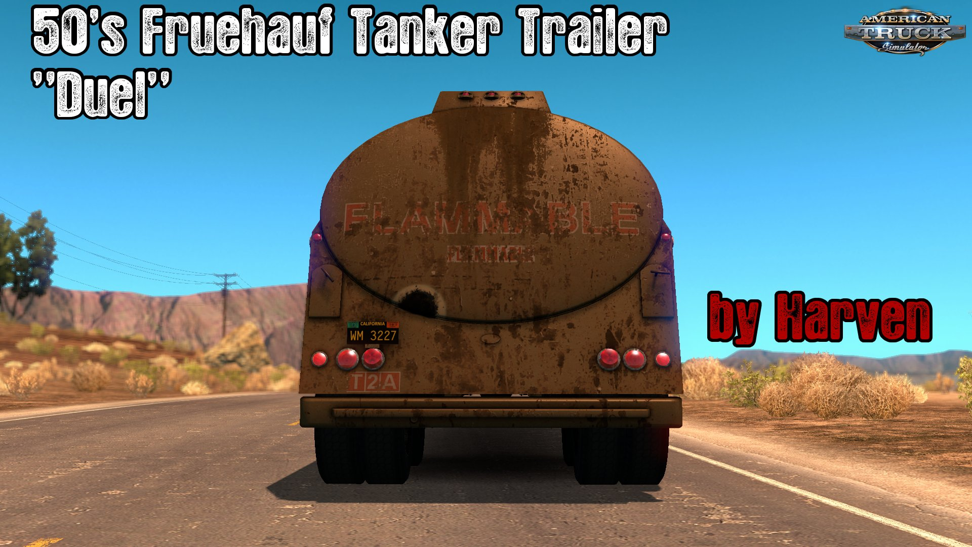 Trailer Tanker Duel v1.2 by Harven (1.29.x)