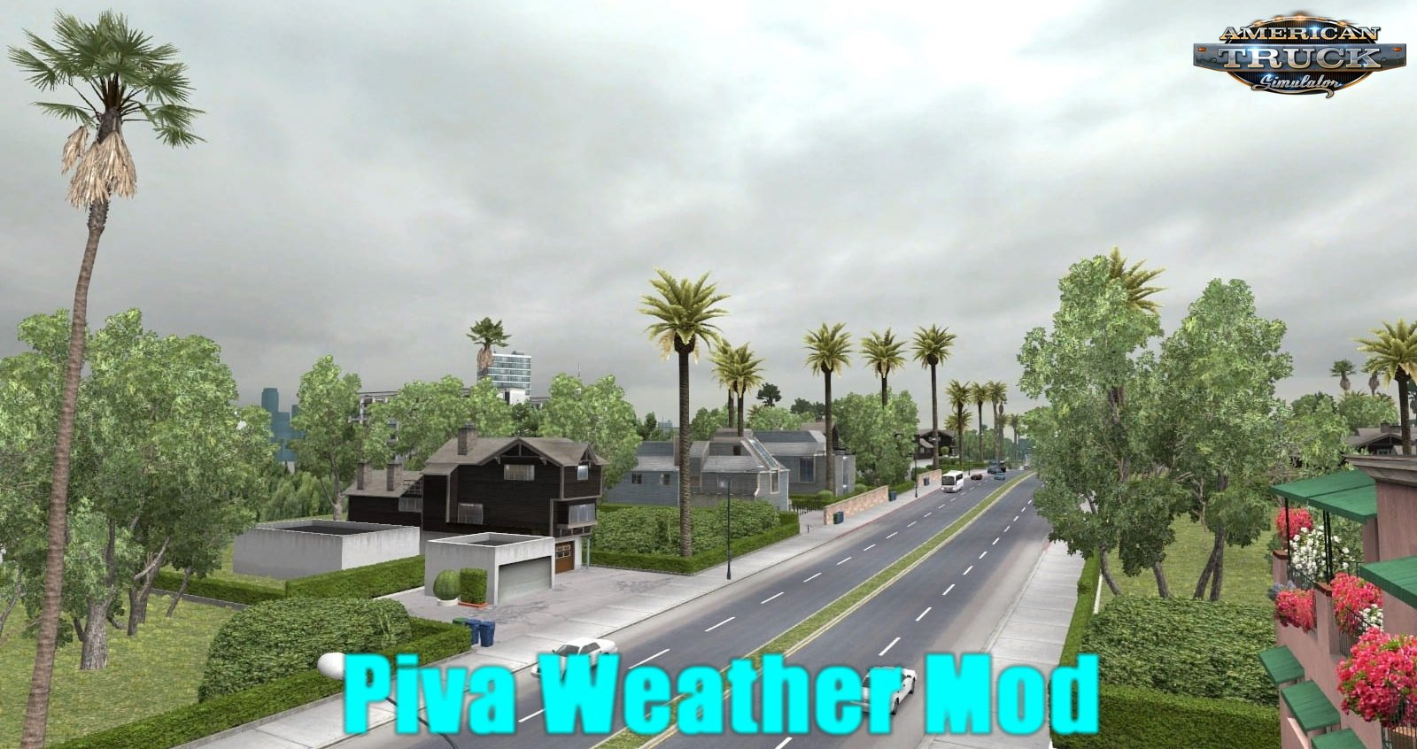 Piva Weather Mod v3.3.1 (1.29.x)