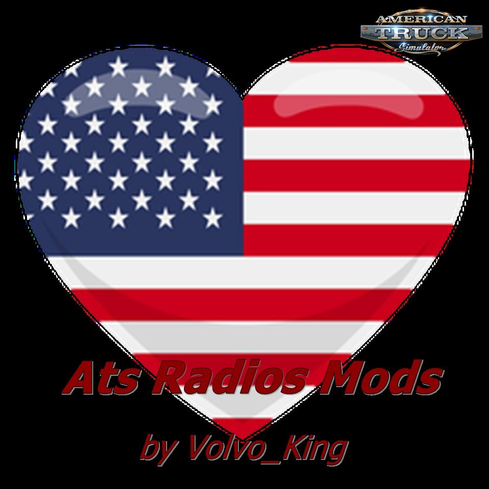 Ats Radios Mods v0.1.0 by Volvo_King