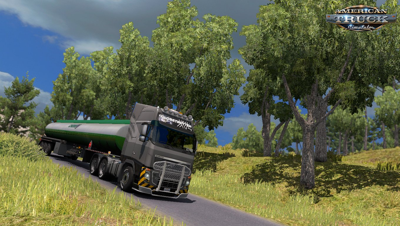 Volvo FH16 Trucks v4.0 by Frkn64 (1.33.x)