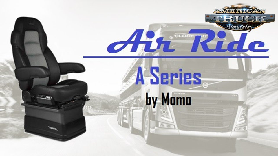 Air Ride A Series v1.0 By Momo for Ats