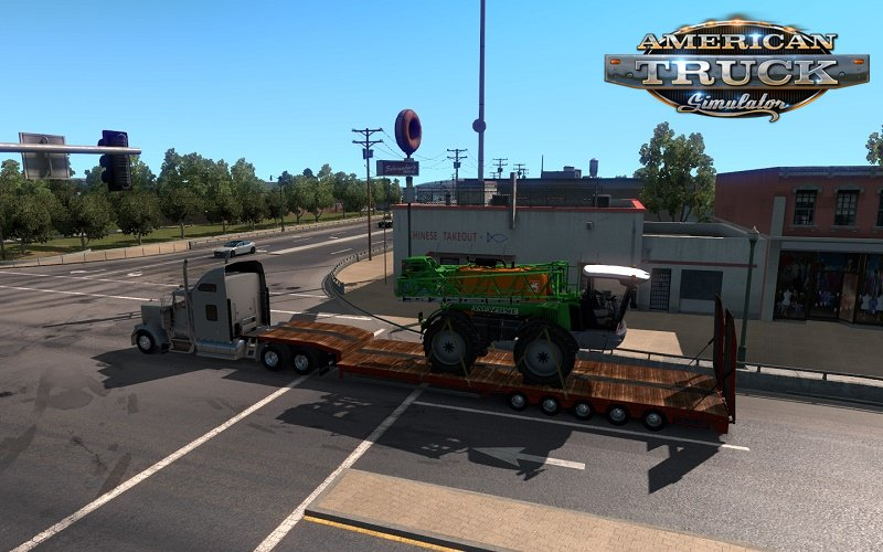 Agricultural Mod Pack v2.2.1 for Ats [1.29.x]