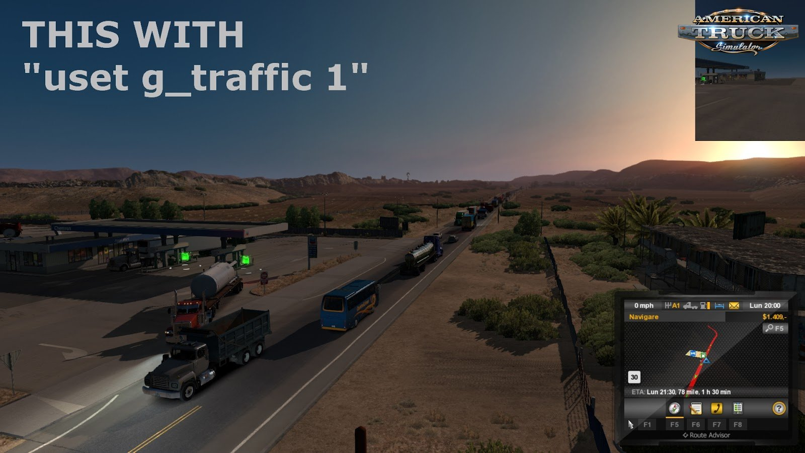 Ats Arayas Supertraffic Combo v1.2 [1.29.x]