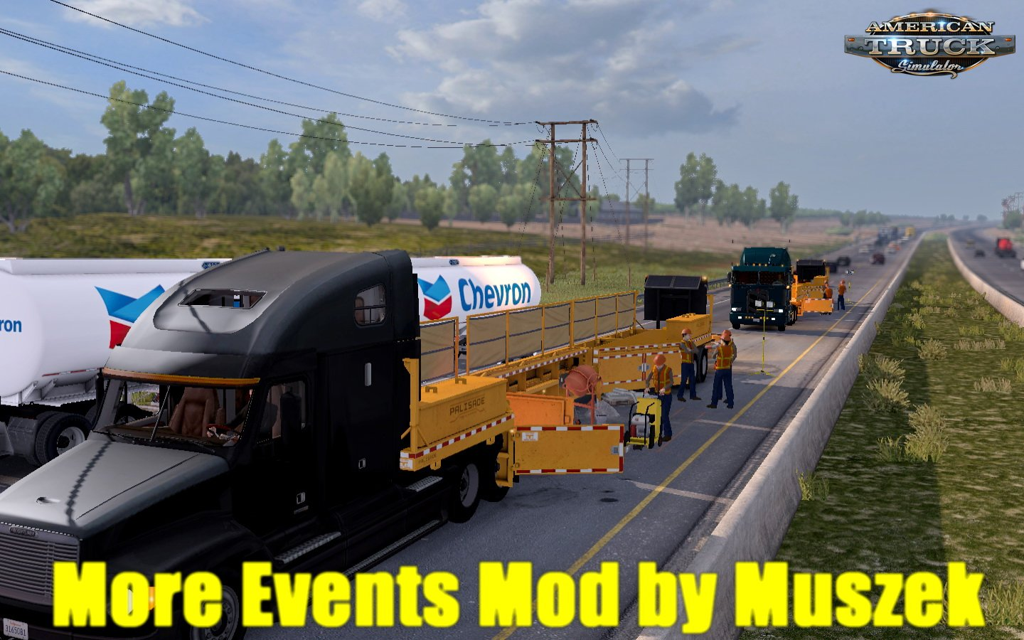 More Events Mod v1.5 by Muszek (1.31.x)