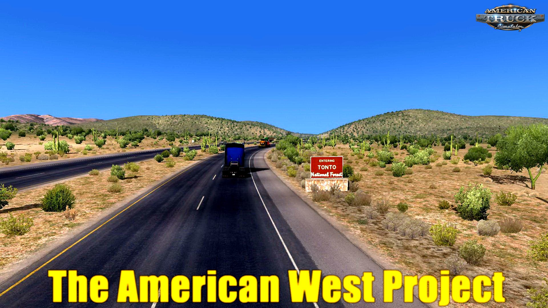 The American West Project v1.0 by Dybr (1.30.x)