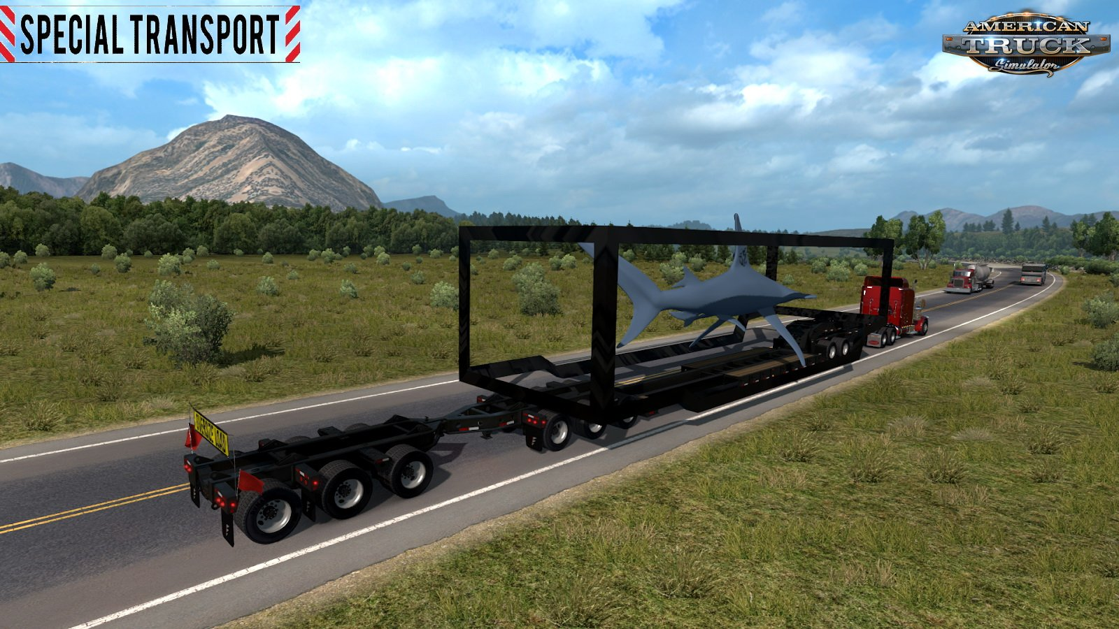 Special Transport DLC soon for ATS