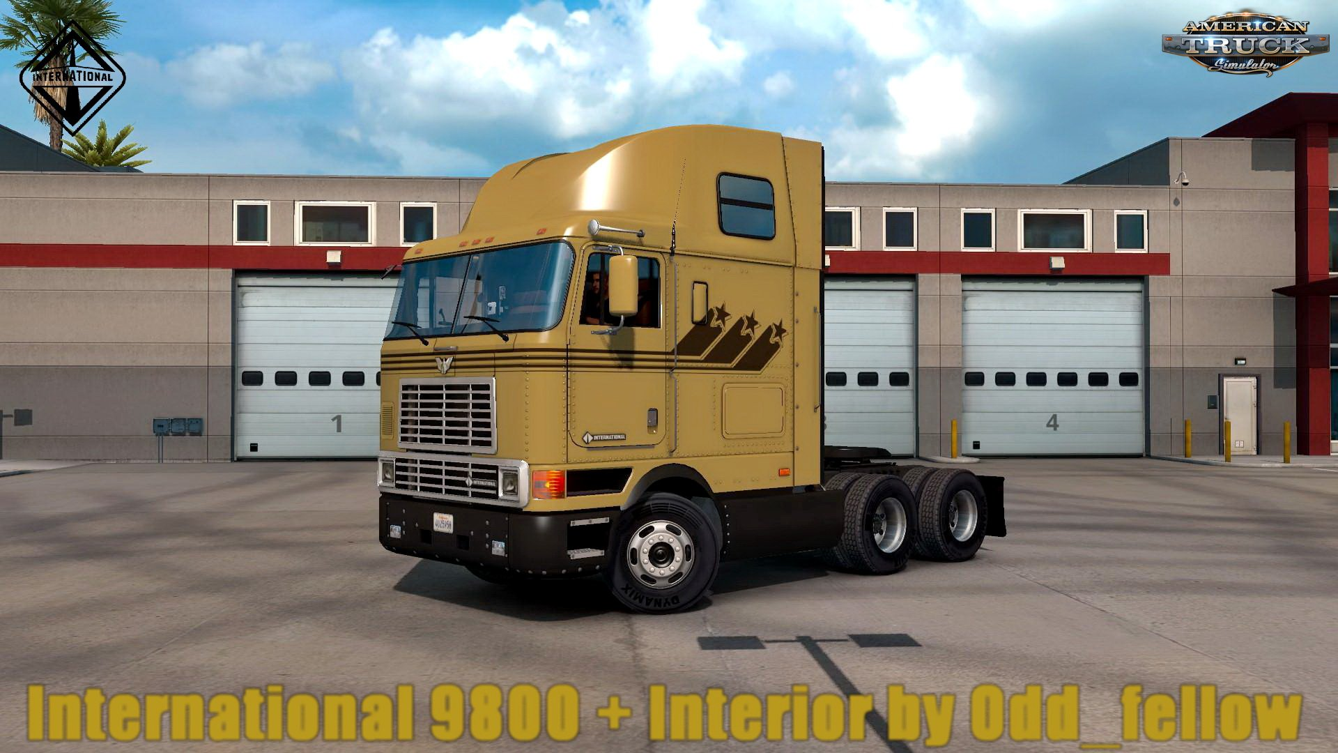 International 9800 + Interior v2.0 by Odd_fellow (1.30.x)