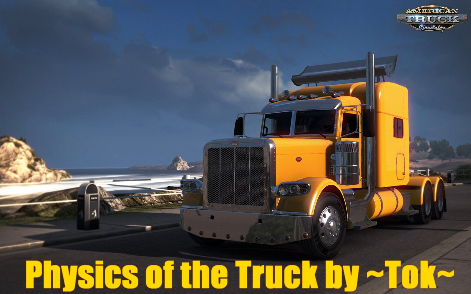 Physics of the Truck v2.0 by ~Tok~ (1.30.x)