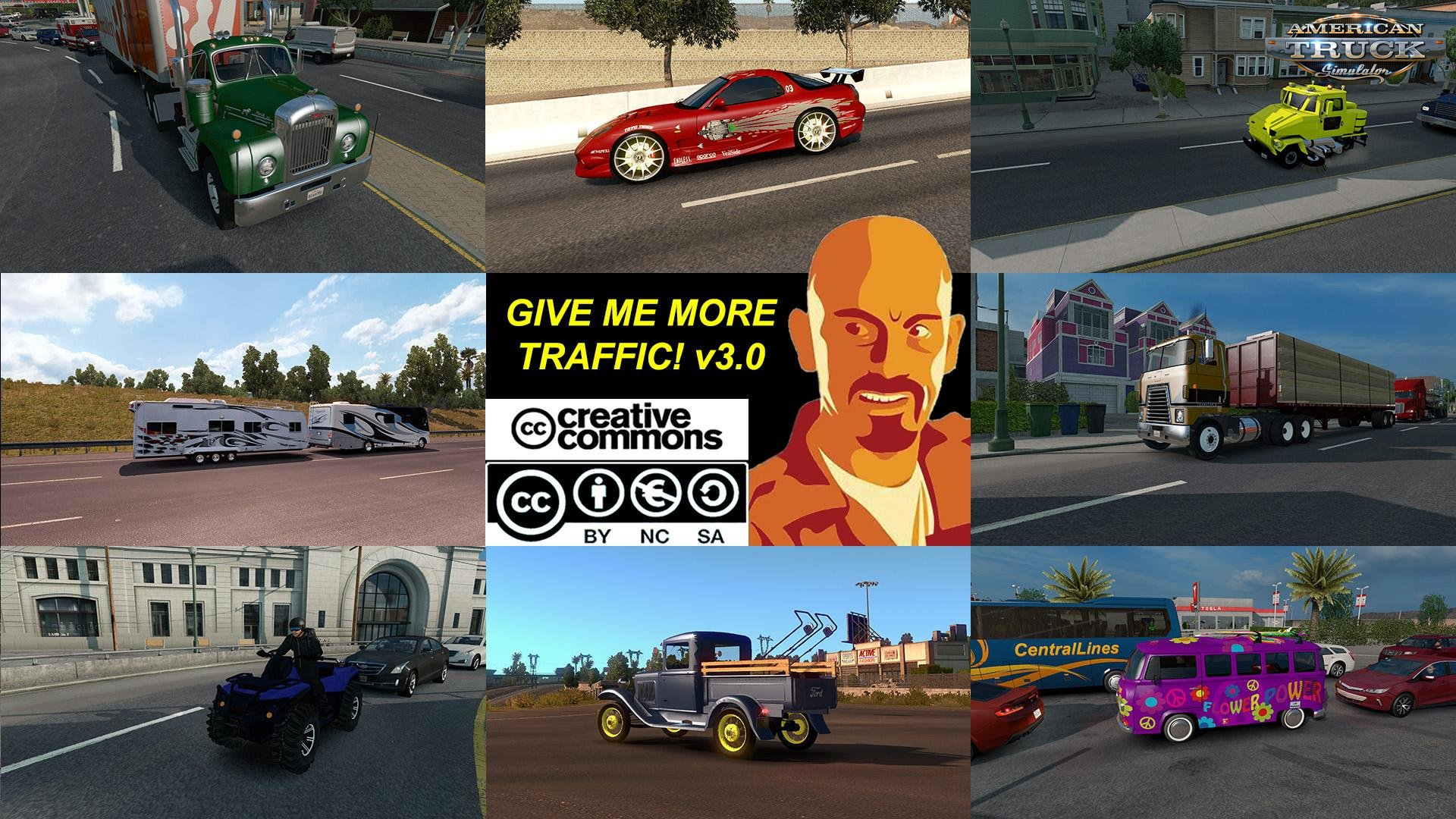 Give Me More Traffic v3.0 by CyrusTheVirus (1.30.x)