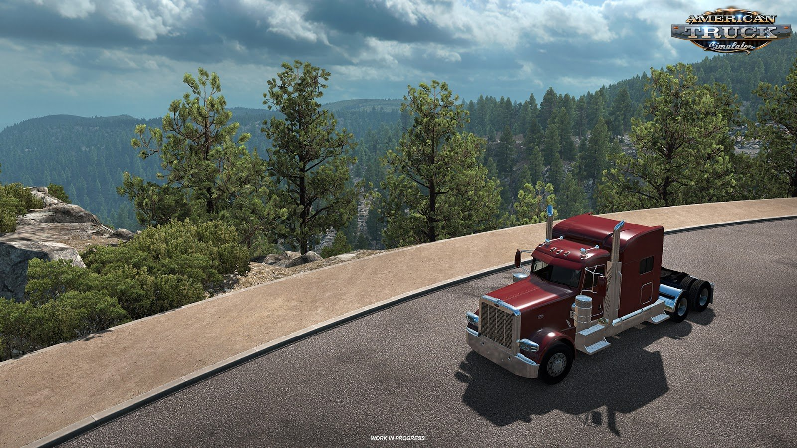 Tioga Pass in ATS