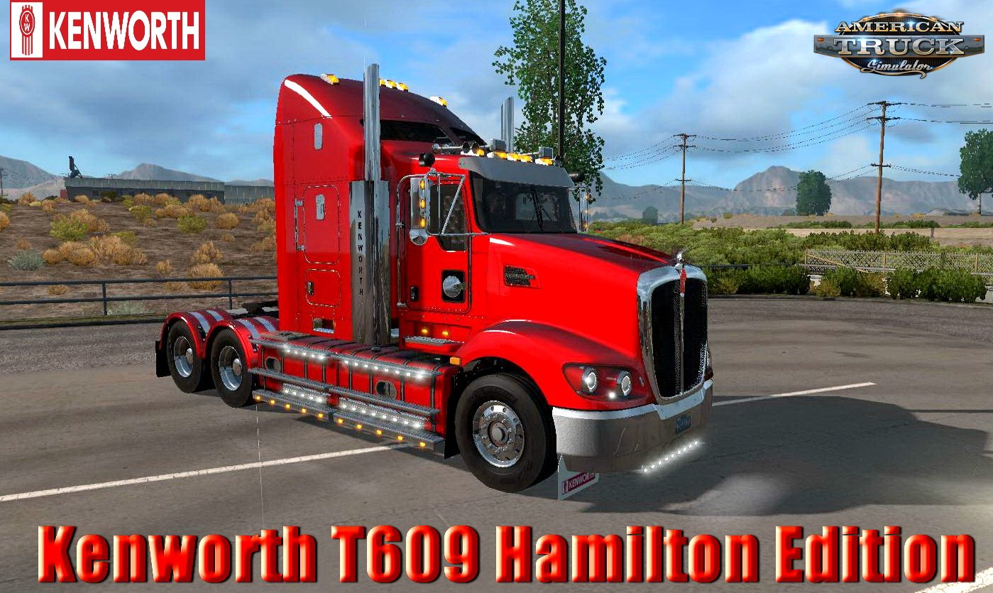 kenworth trucks for ats american truck simulator. Black Bedroom Furniture Sets. Home Design Ideas