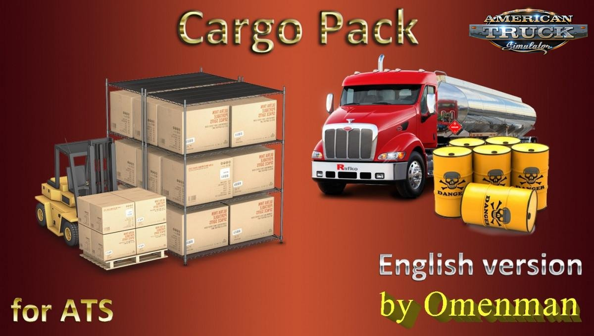 Trailer + Cargo Pack v1.15 by Omenman (1.31.x)