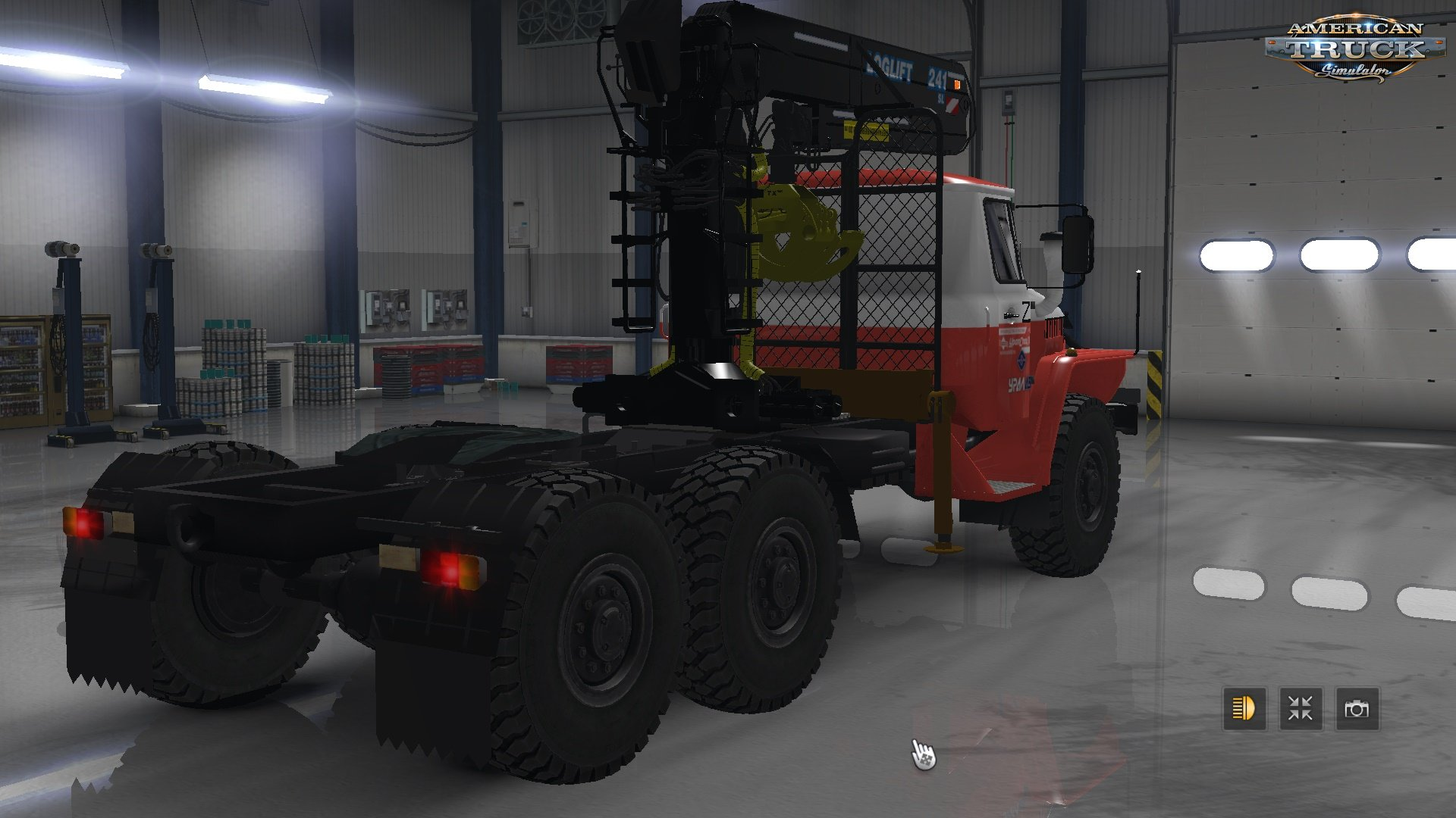 Ural 4320-43202 - Fix for Ats 1.31.x