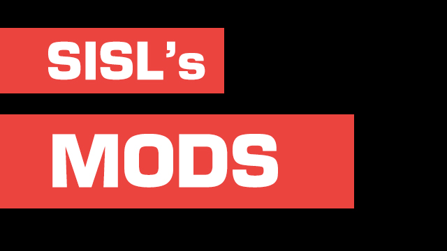 Info about modder SiSL