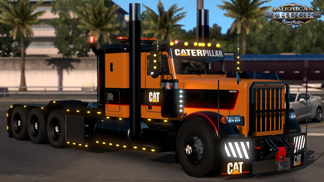 Special Transport Accessories + Caterpillar skins v2.0 (1.31.x)
