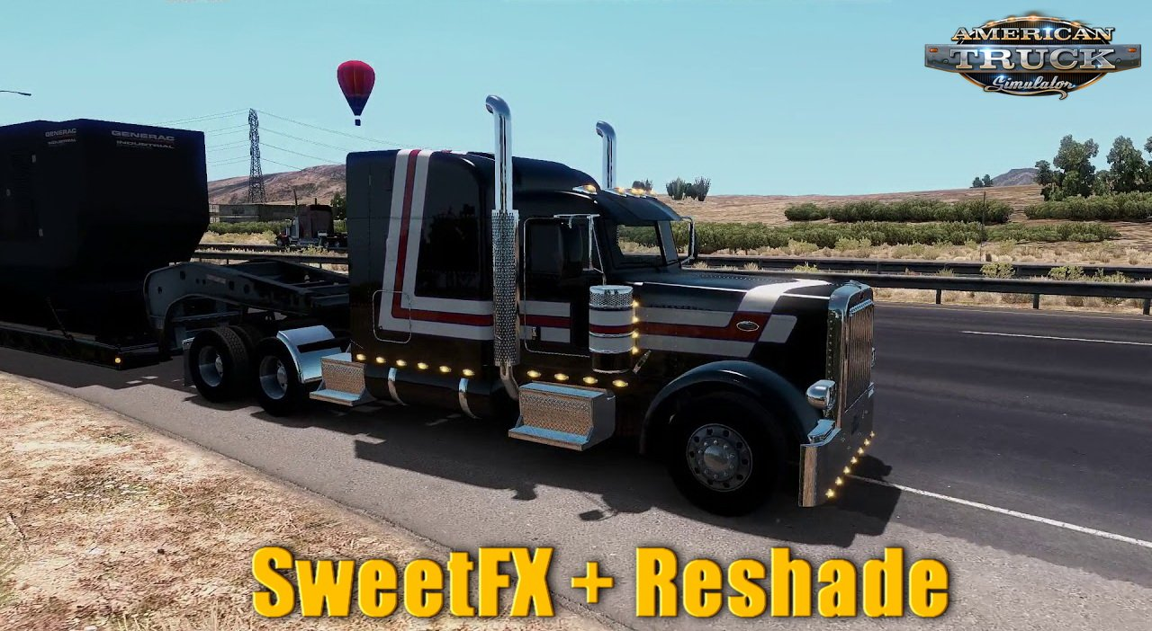 SweetFX + Reshade (Graphical Improvement) v1.0 by ~Tok~ (1.31.x)