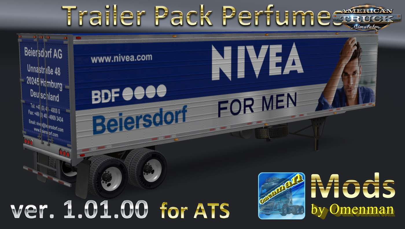 Trailer Pack Perfumes v.1.01.00 for Ats