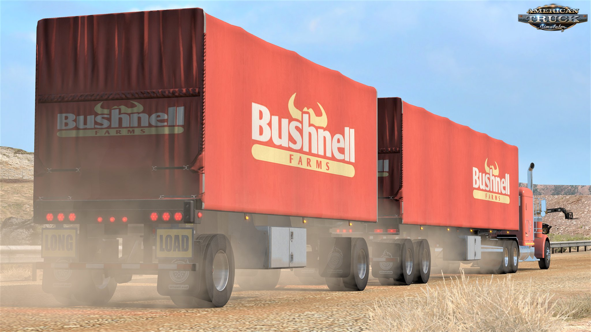 SCS Company Skins for the trailers-ownership v1.0